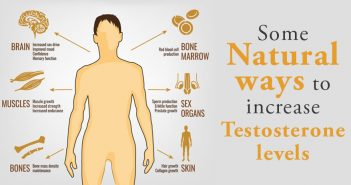 Some natural ways to increase testosterone levels