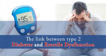 The link between type 2 diabetes and erectile dysfunction