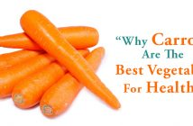 Why Carrots Are The Best Vegetable For Health